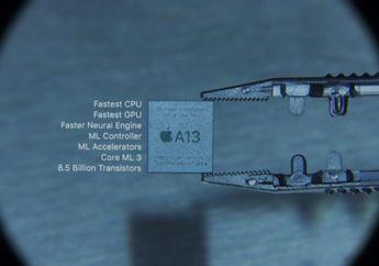 TSMC Dikabarkan Mulai Produksi Prosesor Apple 5nm pada Maret 2020