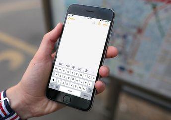 Waspada, iOS 13 dan iPadOS Punya Bug Dengan Keyboard Pihak Ketiga