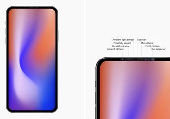 iPhone 2020 Berpotensi Hadir Tanpa Poni dan Face ID, Hanya Touch ID