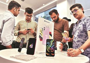 iPhone 11 Berhasil Samai Popularitas iPhone 6 di India