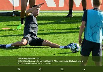 Menilik Kualitas Super Nike Mercurial Superfly 7 Elite Milik Cristiano Ronaldo