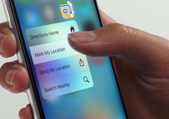 3D Touch Resmi Menghilang, Apa Bedanya dengan Haptic Touch di iPhone?