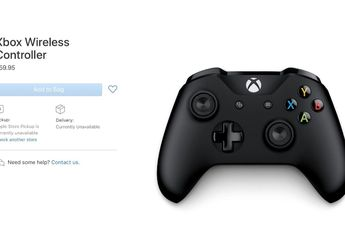 Apple Mulai Jual Controller Xbox Wireless di Apple Store Online