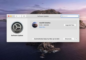 Cara Hapus Notifikasi Software Update macOS Catalina Lewat Terminal