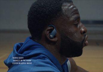 (Video) Iklan Baru PowerBeats Pro Dibintangi Beragam Atlet NBA