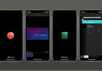 Dark Mode untuk Aplikasi Microsoft Office di iOS 13 Telah Hadir