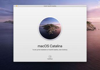 macOS Catalina Supplemental Update Perbaiki Masalah Instalasi dan iCloud