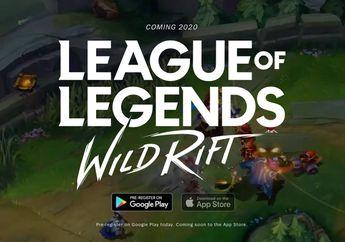 League of Legends Hadir di iOS Tahun Depan, Daftar Sekarang!