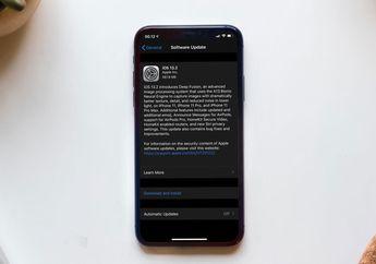 6 Fitur Baru iOS 13.2: Deep Fusion Hingga Announce Messages with Siri