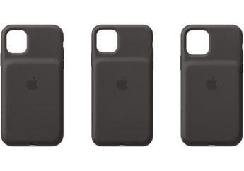 Gambar Smart Battery Case untuk iPhone 11 Bocor di Dokumen iOS 13.2