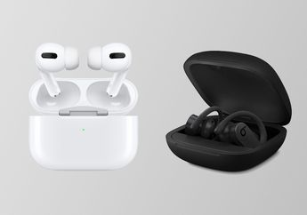 Duel Earphone Elite, AirPods Pro Vs Powerbeats Pro, Pilih Mana?