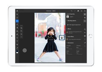 Adobe Photoshop Akhirnya Rilis untuk  iPad, Apa Saja Fiturnya?
