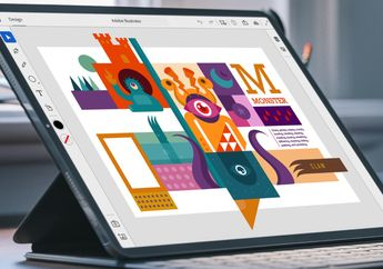 Adobe Kembangkan Illustrator for iPad, Rilis Tahun 2020