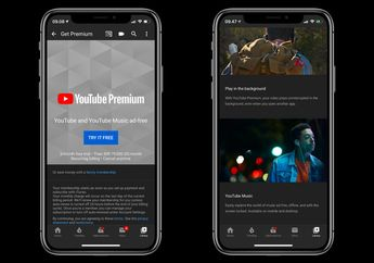 YouTube Premium dan YouTube Music Hadir di Regional Indonesia