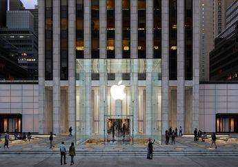 Toko Retail Apple Sumbang 31 Persen Pemasukan Apple Pada Q3 2019