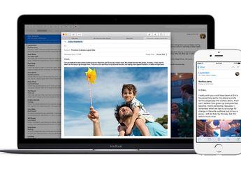 Apple Perbaiki Email di macOS, Pesan Tidak Terenkripsi Total