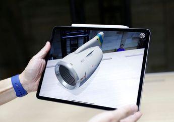iPad Pro Terbaru Rilis 2020, Membawa Sensor 3D Baru Untuk AR