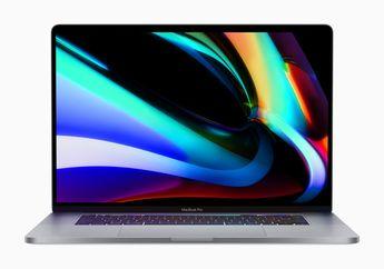 MacBook Pro 16 inci Hadir dengan Magic Keyboard, Bezel Tipis dan Mikrofon Baru