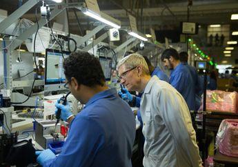 Donald Trump Kunjungi Pabrik Apple di Texas Pada Hari Rabu Pekan Depan