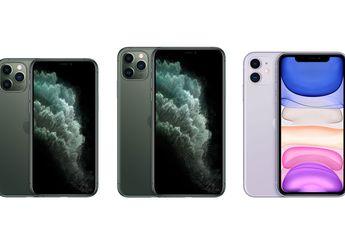 6 Hal Wajib Tahu Sebelum Memilih iPhone 11, iPhone 11 Pro atau iPhone 11 Pro Max
