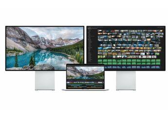 MacBook Pro 16 Inci Mendukung Koneksi 2 Layar Eksternal Resolusi 6K