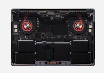Uji Coba Mengukur Kemampuan Menahan Panas MacBook Pro 16 Inci