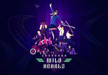 Review Sayonara Wild Hearts: Musik, Motor dan Dunia Fantasi