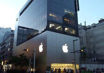 Apple Store Pertama di Luar AS Lahir di Jepang 16 Tahun Lalu