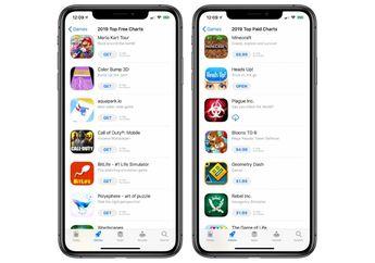 Deretan Games Gratis dan Berbayar Terbanyak Diunduh di App Store 2019