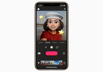 Aplikasi Rekam Video Apple Clips Akhirnya Mendukung Animoji dan Memoji