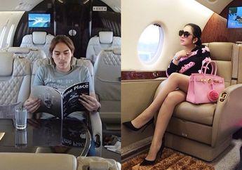 Vlog El Rumi Ini Diduga Sindir Keras Syahrini Soal Jet Pribadi, Warganet: 'Kamu Sama Ibumu Minjem Pesawat Mertua Ya?'