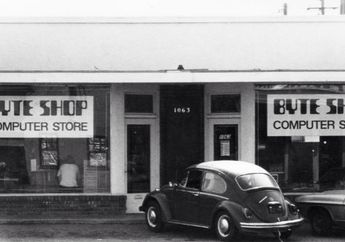 Byte Shop, Toko Pertama yang Menjual Komputer Apple Dibuka 44 Tahun Lalu