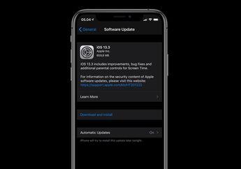 Update iOS 13.3 dan iPadOS 13.3 Tersedia untuk Pengguna Umum