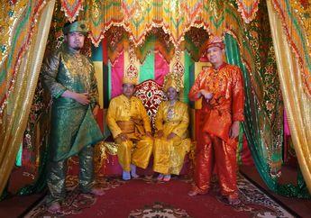 Filosofi Warna pada Pakaian Adat Melayu Pulau Penyengat