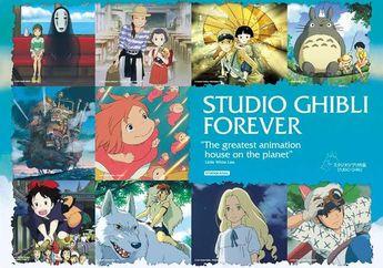 Film-film Dari Studio Ghibli Sudah Tersedia di iTunes Mulai Hari Ini