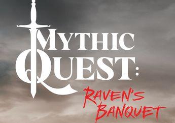 Apple TV+ Rilis Trailer Terbaru Mythic Quest: Raven's Banquet