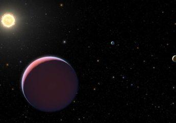 Para Ilmuwan Temukan Planet Seringan Permen Kapas