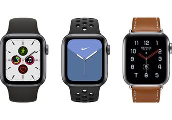 Harga Perbaikan dan Ganti Baterai Apple Watch di Apple Store Singapura
