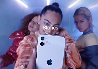 Apple Promosikan Fitur Slofie di iPhone 11 Series Lewat Video Baru