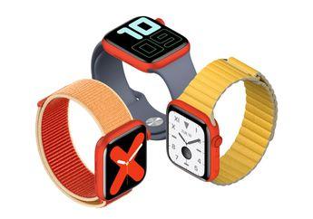 Apple Watch Series 5 Warna (PRODUCT)Red Meluncur Awal Tahun 2020