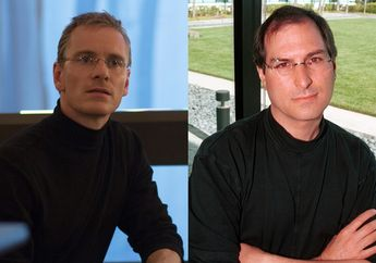 Film Biopik Steve Jobs Akan Hadir di Netflix 16 Januari 2020