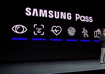 Di CES 2020, Samsung Perlihatkan Logo Fitur Mirip Face ID Apple