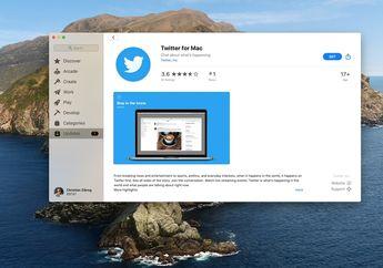 Twitter for Mac Tambahkan Dukungan untuk Touch Bar dan Sidecar
