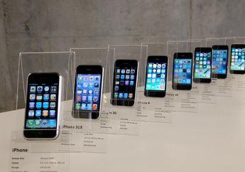Apple Sebentar Lagi Mencatat Penjualan iPhone Hingga 2 Miliar Unit