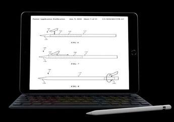 Apple Pencil Mendatang Berpotensi Punya Sensor yang Lebih Sensitif