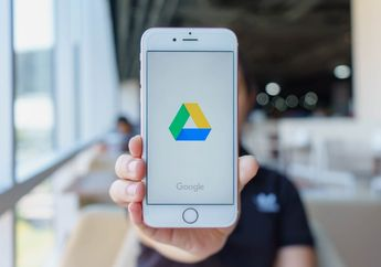 Update Google Drive for iOS Dukung Fitur Face ID dan Touch ID
