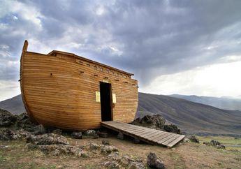Pencarian Bahtera Nabi Nuh, Benarkah Berada di Turki?