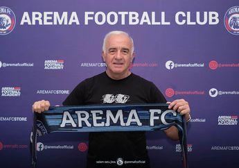 Diisengi Asisten Pelatih Arema FC dan Staf, Mario Gomez Sampai Keringetan Hingga Stress