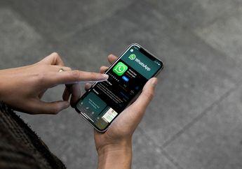Storage iPhone Penuh? Coba Atasi dengan Fitur Baru di WhatsApp