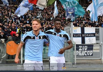Link Live Streaming AS Roma Vs Lazio - Ujian Tim Inkonsistensi!